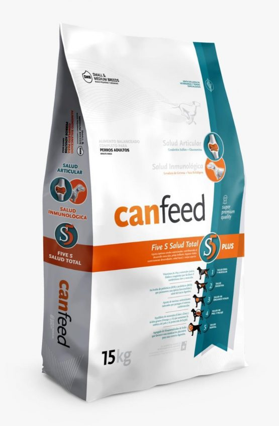 Alimento Balanceado Canfeed Perros Adultos 15+3Kg 1