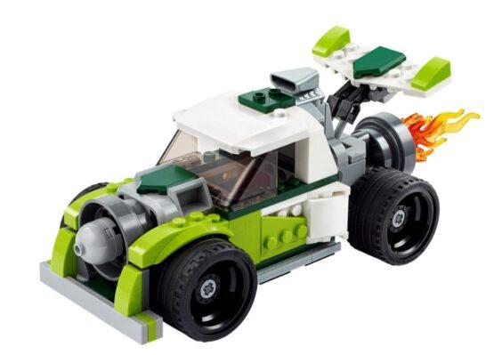 Camion Cohete Lego Creator 3 en 1 1