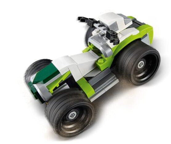 Camion Cohete Lego Creator 3 en 1 5