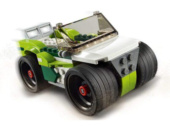 Camion Cohete Lego Creator 3 en 1 6