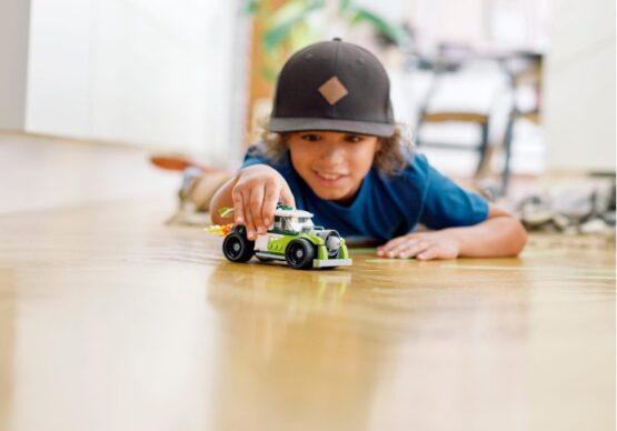 Camion Cohete Lego Creator 3 en 1 7