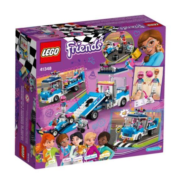 Camion de Servicio y Cuidado Lego Friends 247 Piezas 5