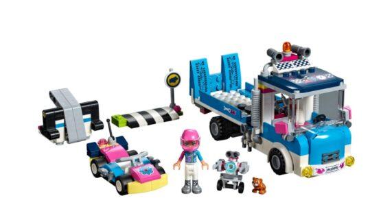 Camion de Servicio y Cuidado Lego Friends 247 Piezas 1