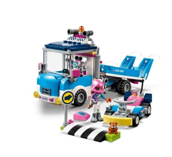 Camion de Servicio y Cuidado Lego Friends 247 Piezas 3