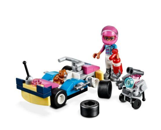 Camion de Servicio y Cuidado Lego Friends 247 Piezas 4