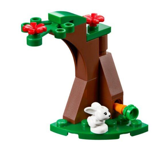 Castillo de la Bella Durmiente Lego Disney 322 Piezas 5