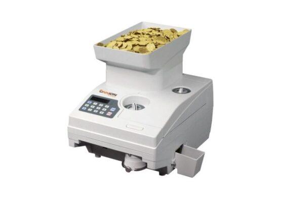 Contadora de Monedas Unnion Technologies CC20 1
