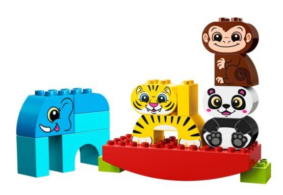 Animales en Equilibrio Lego Duplo 15Pzas 1