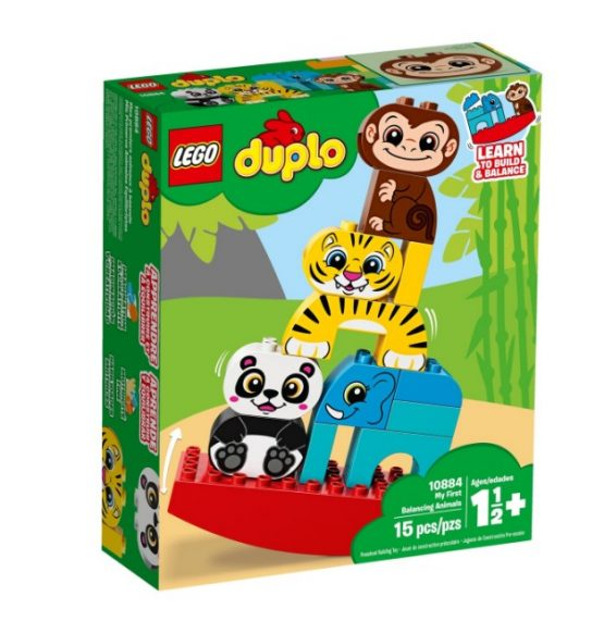 Animales en Equilibrio Lego Duplo 15Pzas 2
