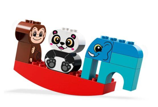 Animales en Equilibrio Lego Duplo 15Pzas 4