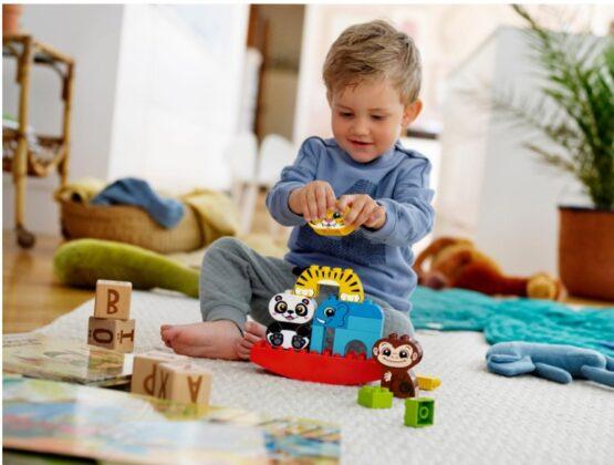 Animales en Equilibrio Lego Duplo 15Pzas 6