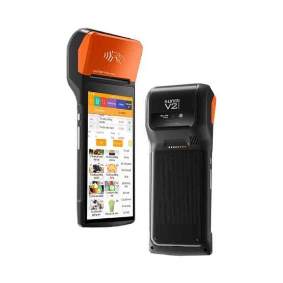 Punto de Venta Portatil Handheld con Impresora Incorporada 1
