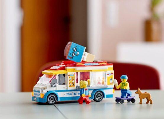 Camion de los Helados Lego City 2