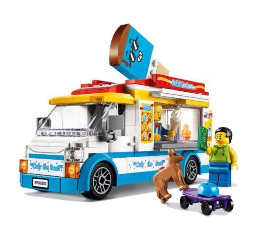 Camion de los Helados Lego City 1