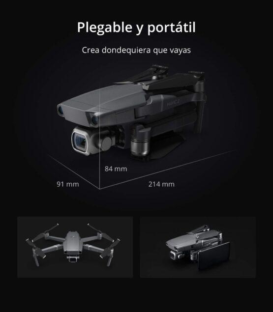 Drone con Camara DJI Mavic 2 Pro 2