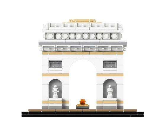 Arco del Triunfo Lego Architecture 386 Piezas 3