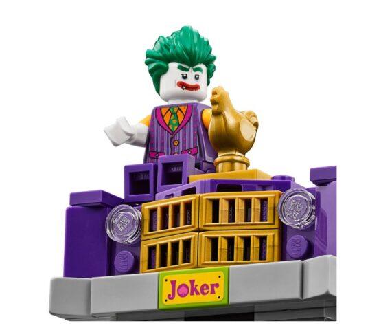 Auto modificado de The Joker Lego Batman 5