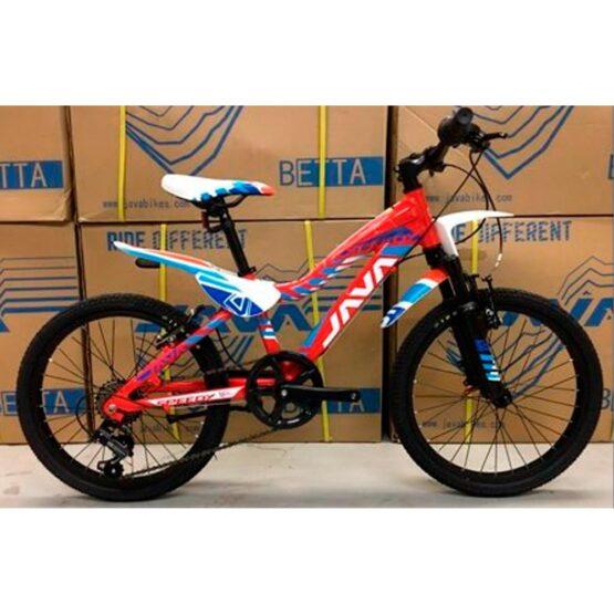 Bicicleta Java para Niños Speedy 7S-V/ 20'' 1