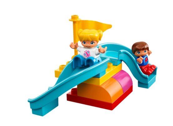 Caja de Ladrillos para Patio Grande Lego Duplo 3