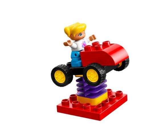 Caja de Ladrillos para Patio Grande Lego Duplo 6