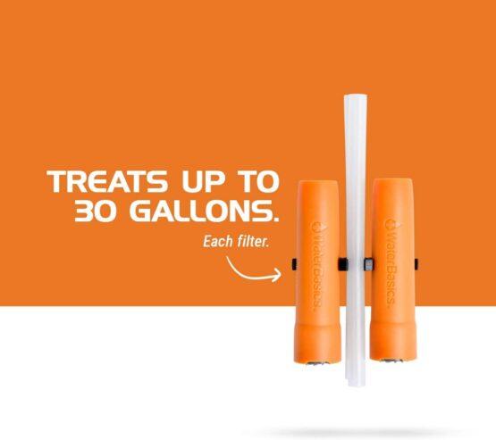 Filtro para Agua de Emergencia 2