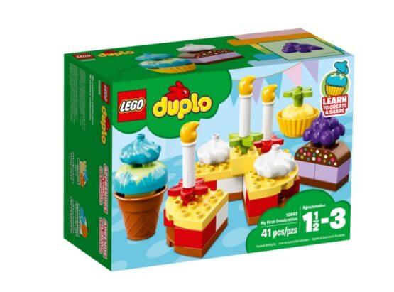 Mi Primera Celebracion Lego Duplo 41 piezas 5