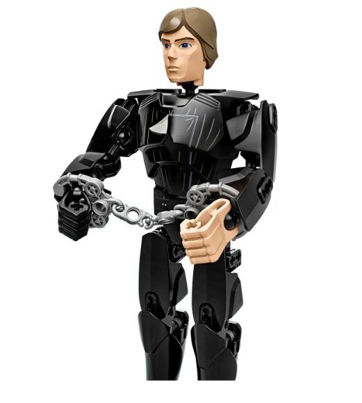 Luke Skywalker Lego Star Wars 3