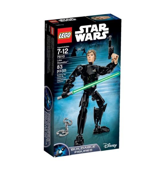 Luke Skywalker Lego Star Wars 4