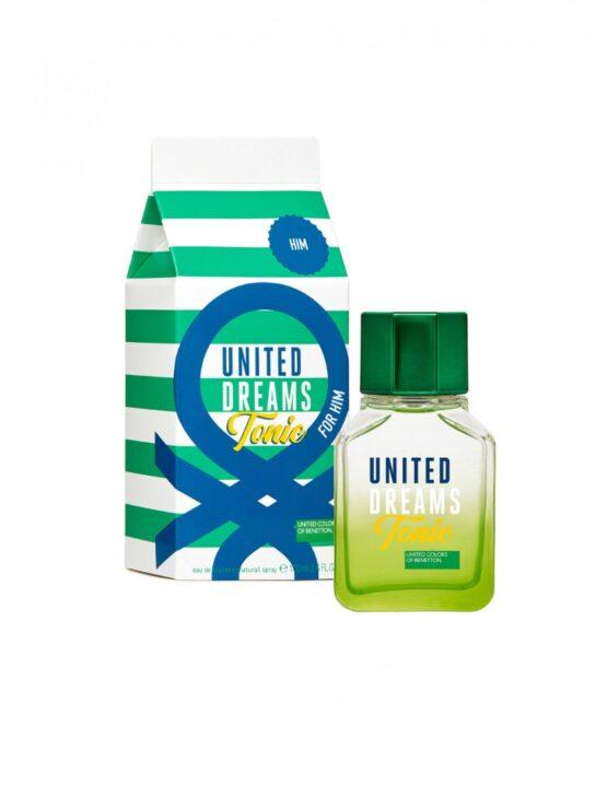 Perfume de Hombre United Dreams Tonic LE 20 EDT 100ML 1