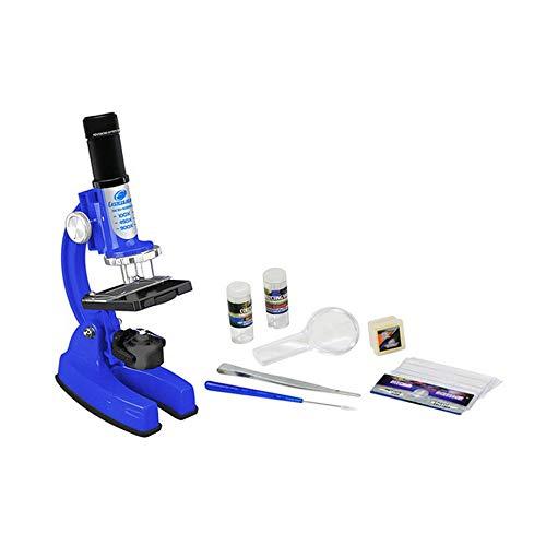 Sistema de Microscopio 100/450/900x 1