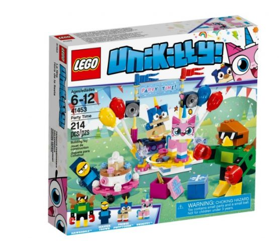 Unikitty Party Time Lego 214 Piezas 2
