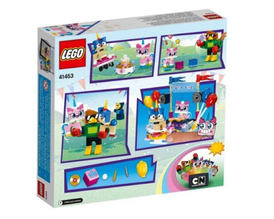 Unikitty Party Time Lego 214 Piezas 4
