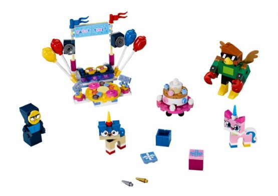 Unikitty Party Time Lego 214 Piezas 5