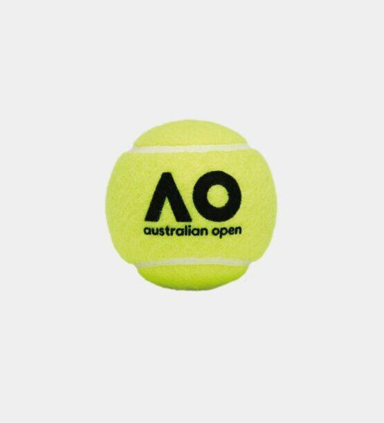 Set de 3 Tubos Dunlop con 3 Pelotas de Tenis Australian Open 1