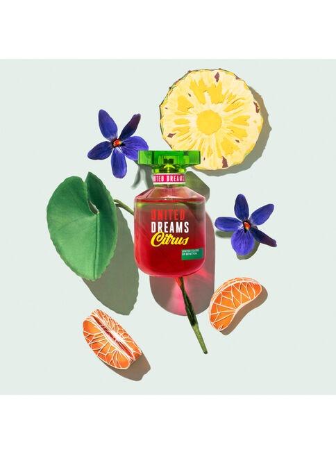 Perfume de Dama UD Citrus de Benetton LE 20 EDT 80ML 2