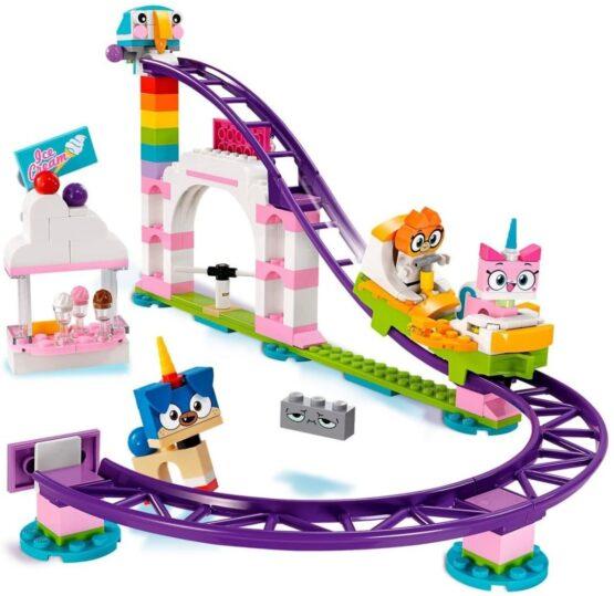 Parque de Diversiones Unikitty Lego 515 Piezas 4
