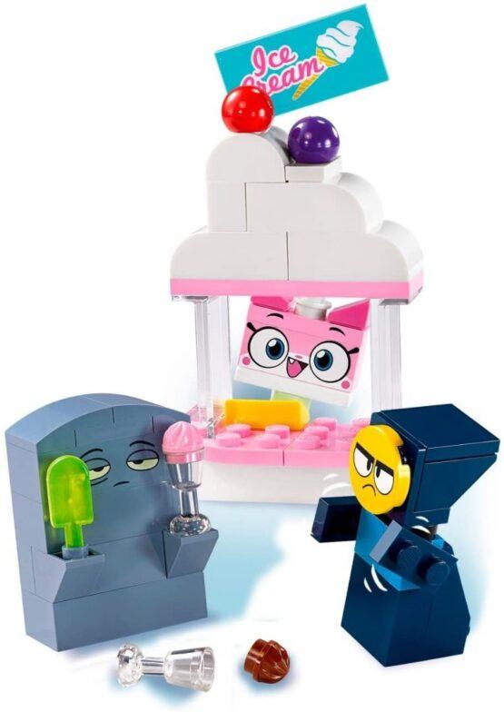 Parque de Diversiones Unikitty Lego 515 Piezas 5