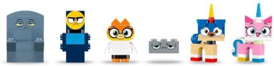 Parque de Diversiones Unikitty Lego 515 Piezas 6