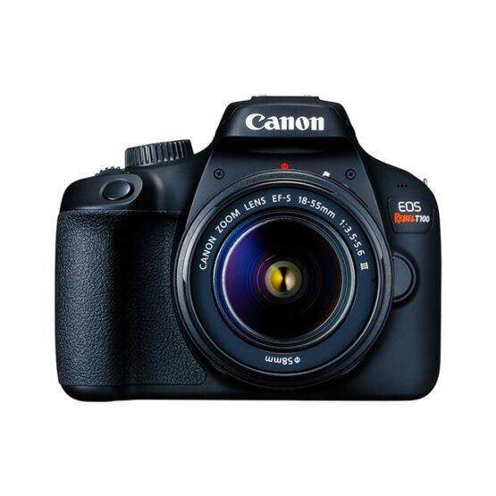 Camara Canon Digital EOS REBELT100 6