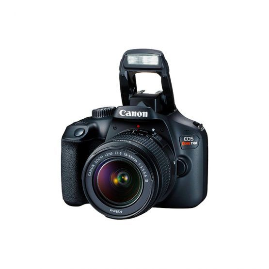 Camara Canon Digital EOS REBELT100 3