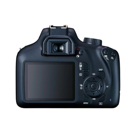 Camara Canon Digital EOS REBELT100 4