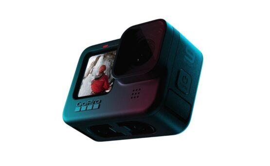 Camara Digital GoPro Hero9 Black Video 5k 20 MP 3