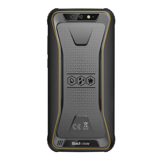 Celular Blackview BV5500 Pro Robusto/ 5.5''/ 16Gb/ 3Gb 6