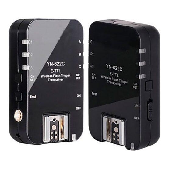 Disparador de Flash para Canon YN-622-C 3