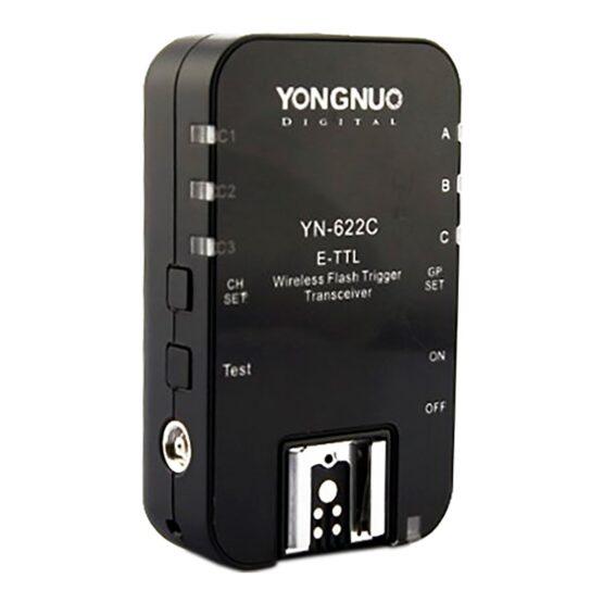 Disparador de Flash para Canon YN-622-C 1