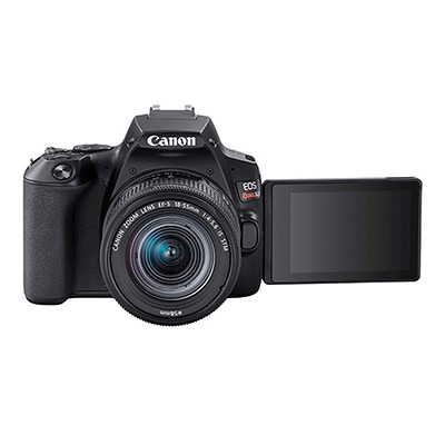 Camara Digital Canon Slr Eos Rebel SL3 2