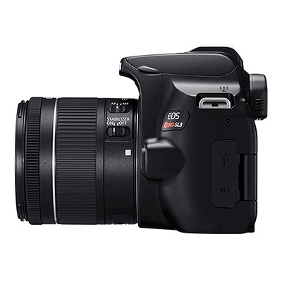 Camara Digital Canon Slr Eos Rebel SL3 4