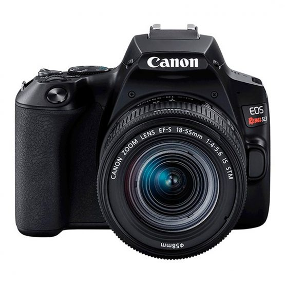 Camara Digital Canon Slr Eos Rebel SL3 1
