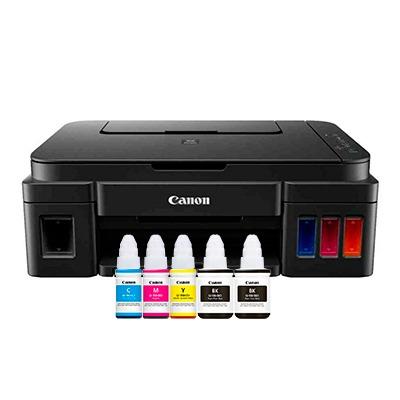 Impresora Canon Injet Multifuncion Pixma G2111 1