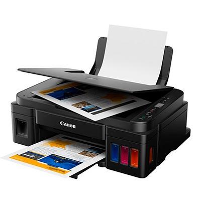 Impresora Canon Injet Multifuncion Pixma G2111 4